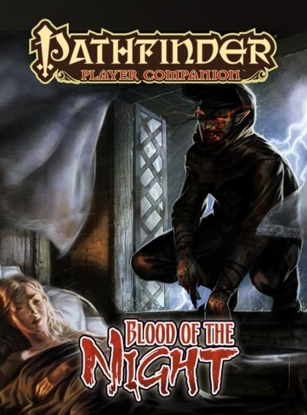 Pathfinder: Player Companion: Blood of the Night