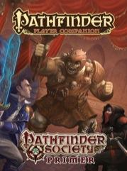 Pathfinder: Player Companion: Pathfinder Society Primer (SALE)