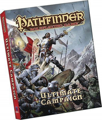 Pathfinder: Ultimate Campaign (SALE)