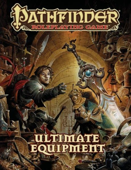 Pathfinder: Ultimate Equipment Pocket Edition