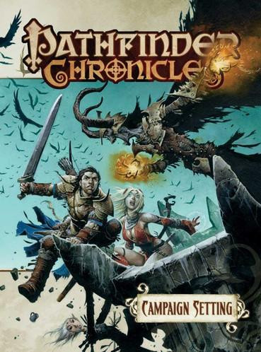 Pathfinder: Chronicles: Campaign Setting
