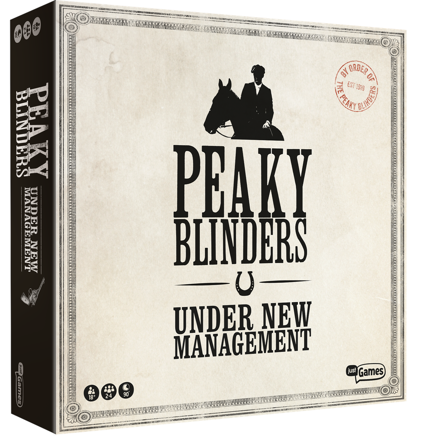 Peaky Blinders [DAMAGED]