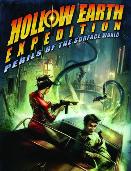 Hollow Earth Expedition: Perils of the Surface World