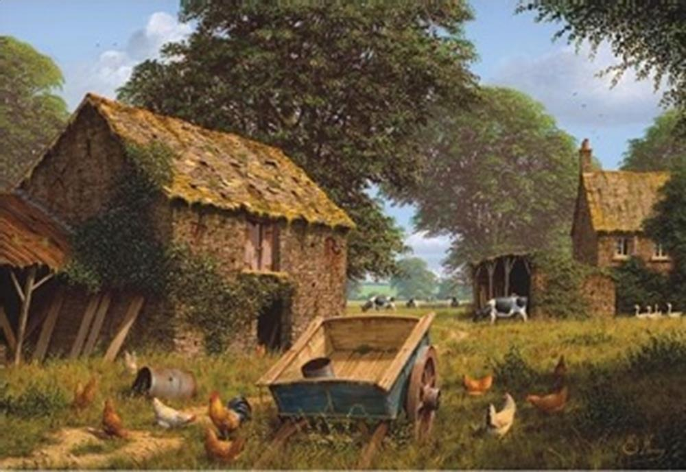 Perre Group Puzzles: Farmyard