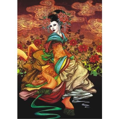 Perre Group Puzzles: Geisha
