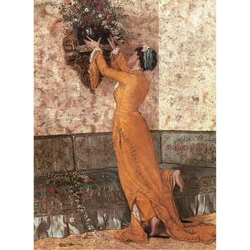 Perre Group Puzzles: Girl with Vase