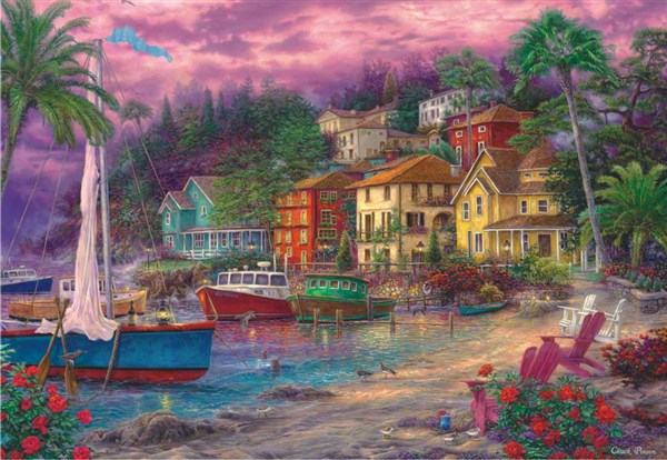Perre Group Puzzles: On Golden Shores