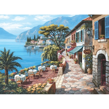 Perre Group Puzzles: Overlook Cafe 2