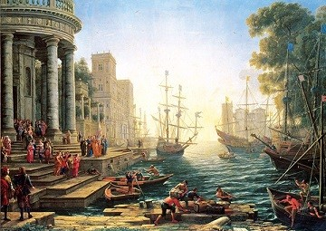 Perre Group Puzzles: Seaport With The Embarkati