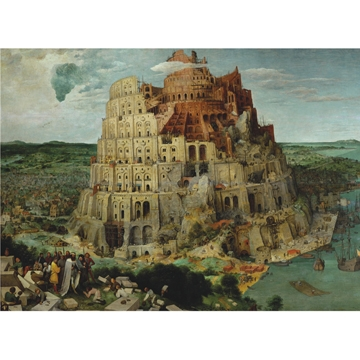 Perre Group Puzzles: Tower of Babel