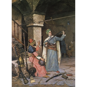 Perre Group Puzzles: Weapon Seller
