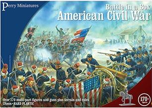 Perry: 28mm American Civil War: Battle In A Box