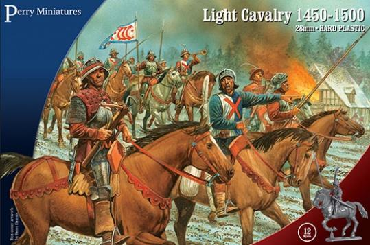Perry: 28mm Historical: Light Cavalry 1450-1500