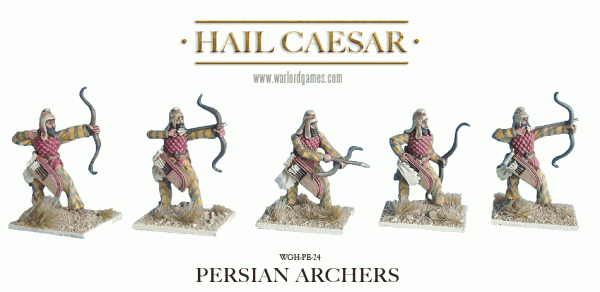 Hail Caesar: Greeks: Persian Archers