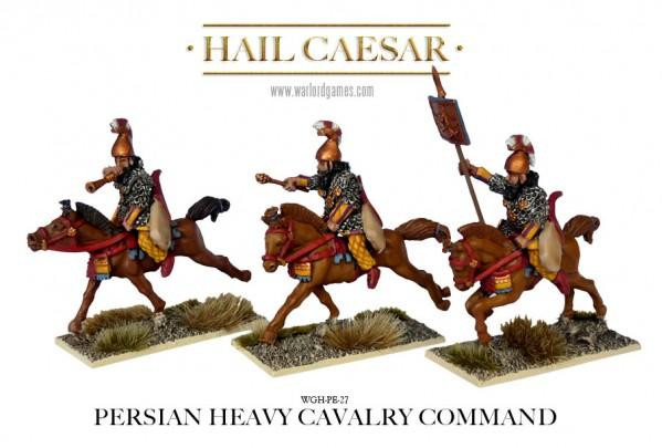 Hail Caesar: Greeks: Persian Heavy Cavalry Command
