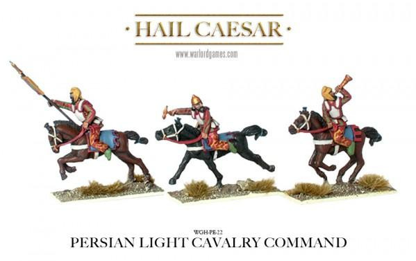 Hail Caesar: Greeks: Persian Light Cavalry with Spears
