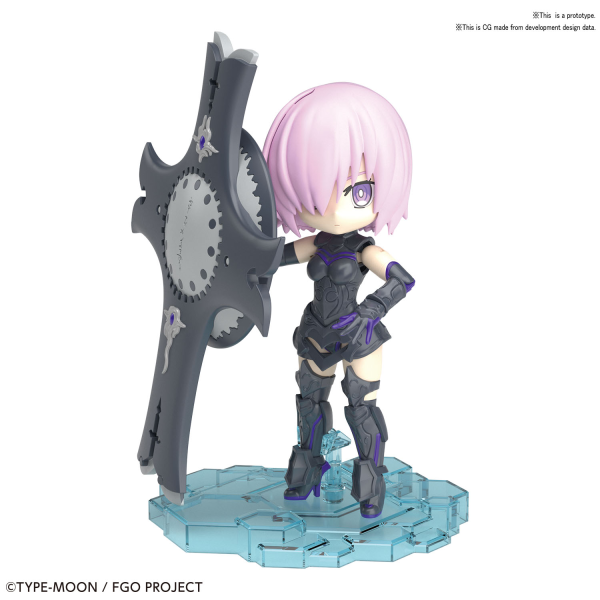 Petit Rits: Fate Stay Night Grand Order Shielder Mash Kyrielight