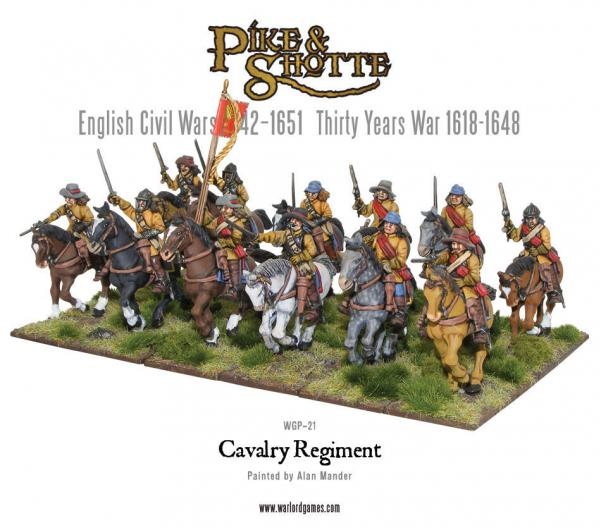Pike & Shotte: Thirty Years War 1618-1648