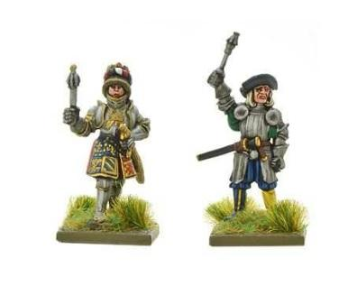Pike & Shotte: Italian Wars 1494-1559: Kaiser Maximilian I (Young & Old)
