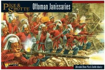 Pike & Shotte: Wars of Religion 1524-1648: Ottoman Janissaries