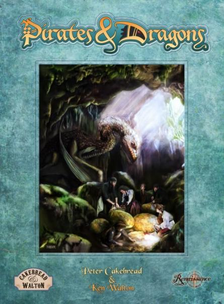 Pirates & Dragons: Core Rulebook