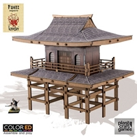 Plast Craft Games: Kensei ColorED: Sanmon Gate