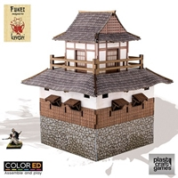 Plast Craft Games: Kensei ColorED: Sumi Tower