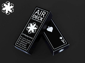 Playing Cards: AIR DECK BLACK