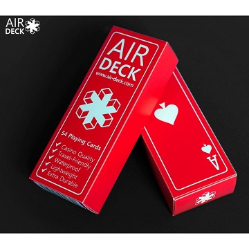 Playing Cards: AIR DECK RED