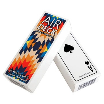 Playing Cards: Air Deck - ELECTRIC