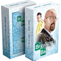 Playing Cards: Breaking Bad (Blue Ice)