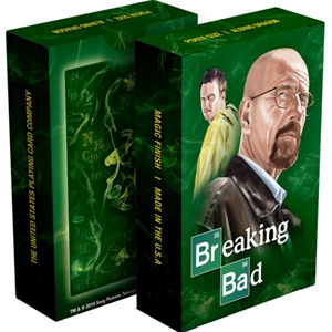 Playing Cards: Breaking Bad (Green)
