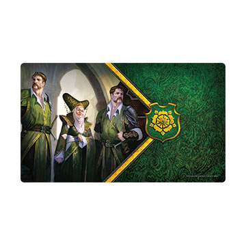 Playmat: A Game of Thrones- The Card Game: Queen Of Thorns