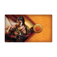 Playmat: A Game of Thrones- The Card Game: Red Viper