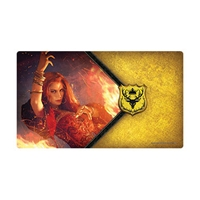 Playmat: A Game of Thrones- The Card Game: Red Woman