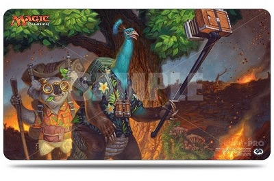 Playmat: Magic the Gathering- Unstable V2