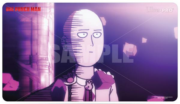 Playmat: ONE-PUNCH MAN- Okay