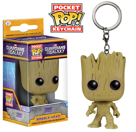 Pocket POP! Keychain: Guardians of the Galaxy- Groot