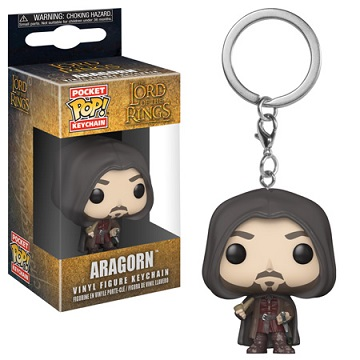 Pocket POP! Keychain: Lord of the Rings: Aragorn