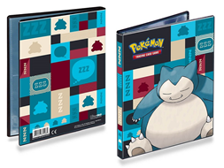 Pokemon: 4 Pocket Snorlax Binder