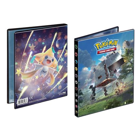 Pokemon: 4 Pocket Sun & Moon Celestial Storm 4 POCKET PORTFOLIO
