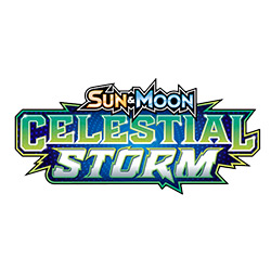 Pokemon: 4 Pocket Sun & Moon Celestial Storm 9 POCKET PORTFOLIO