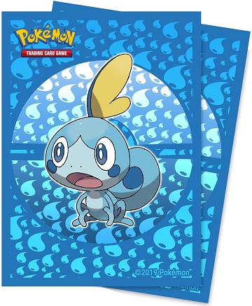 Pokemon Deck Protector Sleeves: Sword and Shield: Galar: Sobble (65 Count)
