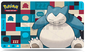 Pokemon Pay Mat: Snorlax