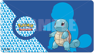 Pokemon Playmat: SQUIRTLE