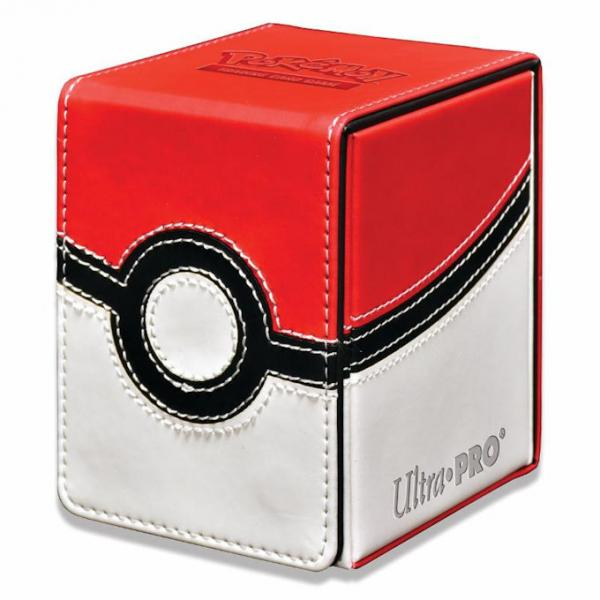 Pokemon Poke Ball Alcove Flip Box