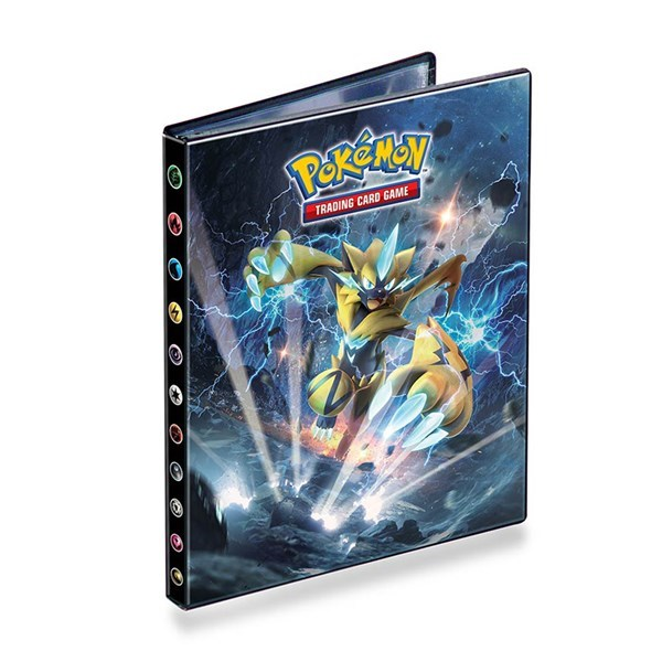 Pokemon: Sun & Moon - Lost Thunder 4 Pocket Portfolio