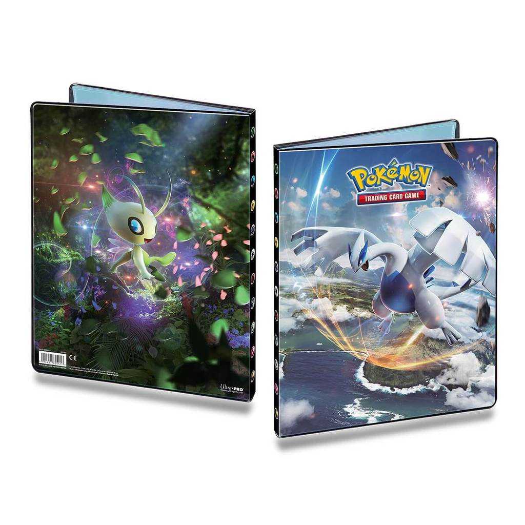 Pokemon: Sun & Moon: Lost Thunder 9 Pocket Portfolio