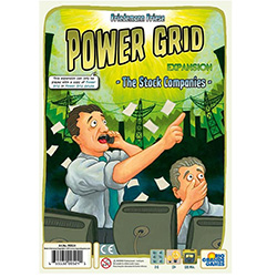Power Grid: Expansion: The Stock Companies