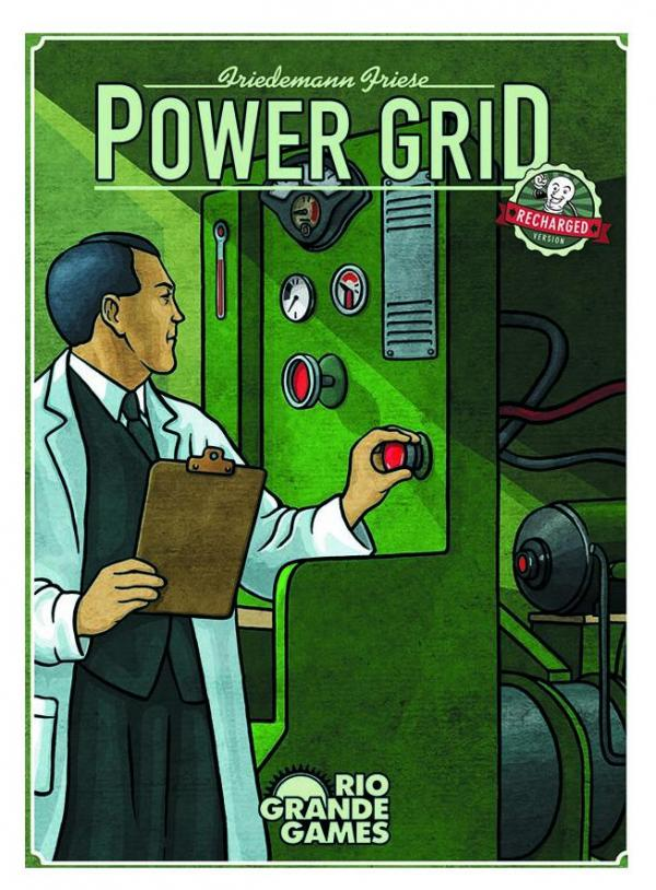 Power Grid Recharged [Damaged]